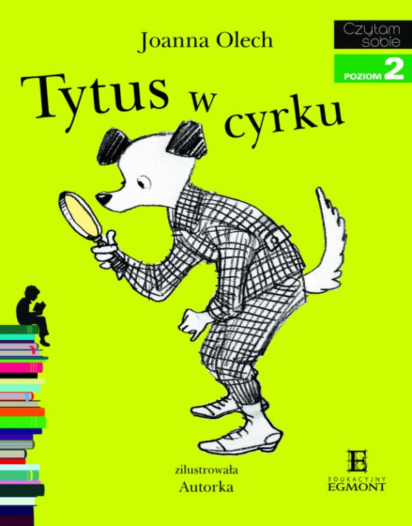 Tytus w cyrku czytam sobie poziom 2