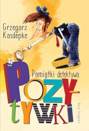 Pamiątki detektywa pozytywki wyd. 2014