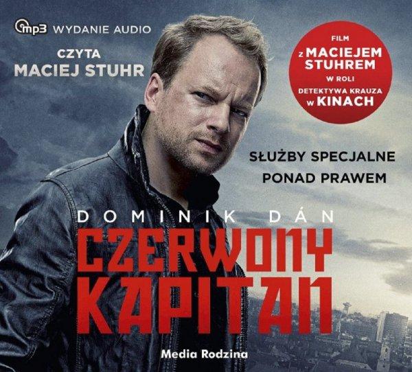 CD MP3 Czerwony kapitan
