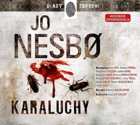 CD MP3 Karaluchy wyd. 2017