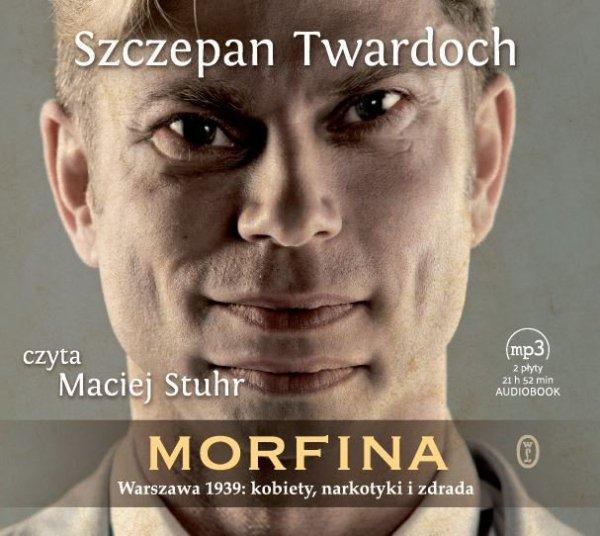 CD MP3 Morfina wyd. 2017