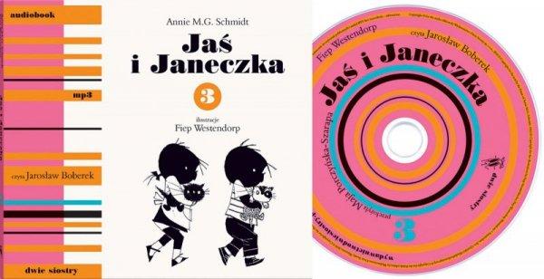 CD MP3 Jaś i Janeczka Tom 3