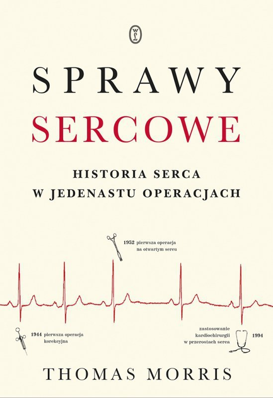 Sprawy sercowe historia serca w jedenastu operacjach