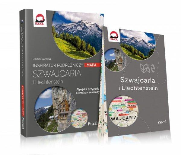 Szwajcaria i liechtenstein inspirator podróżniczy Pascal