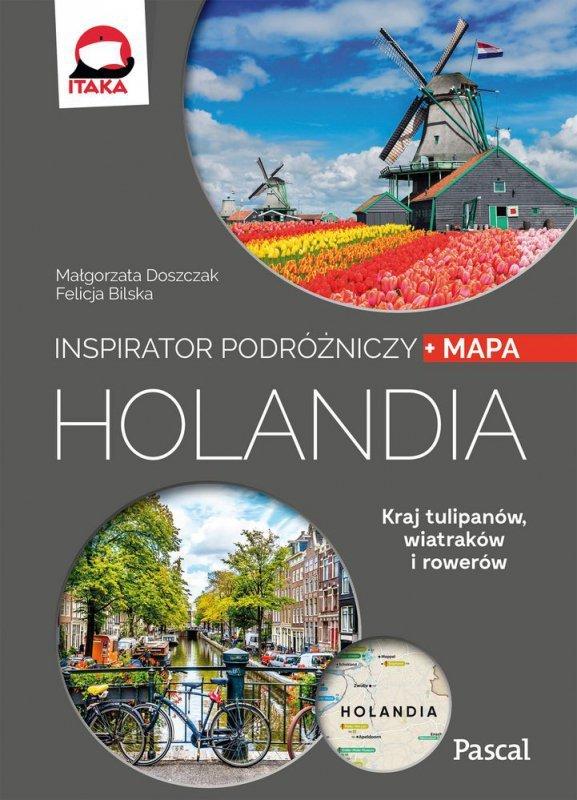 Holandia inspirator podróżniczy Pascal