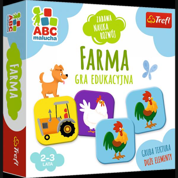 Gra ABC Malucha Farma1944