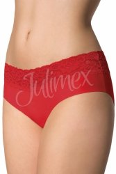 Figi Model Hipster Panty Red - Julimex Lingerie