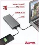 Dodatkowe źródło energii (26800mAh!!!) dla twojego telefonu, komórki, tableta czy laptopa !