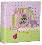 Dziecięcy album little star  10x15 na 200 zdjęć z opisem - dla dziewczynki
