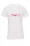 Koszulka biała - znakowanie - NIEBO