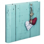 Album 30x30/100 Jumbo Rustico Love Key - Hama