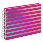 Album 24x17/50 Flashy spiralny różowy - Hama