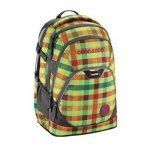 Plecak Evverclevver 2, Kolor: Hip To Be Square Green