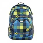 Plecak szkolny Scalerale Lime District - Coocazoo