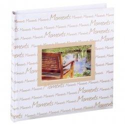 Album tradycyjny La Vida, 26x26 cm, 60 białych stron, Piaskowy