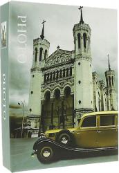 Album 10x15 na 200 zdjęć - klejony - Oldtime Y