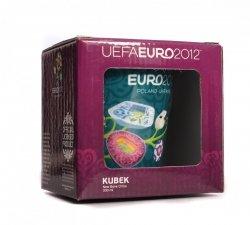 Kubek 300ml Kolekcjonerski EURO 2012 - WYPRZEDAŻ