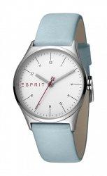 Damski zegarek Esprit ES Essential srebrny Blue - L ES1L034L0015