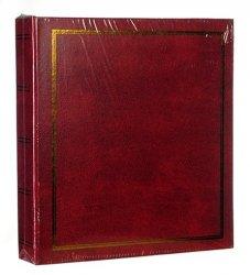 Album samoprzylepny 50 kart 100 stron rs 50 cl czerwony