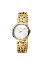 Damski zegarek Esprit ES Bliss srebrny Gold ES1L018M0035