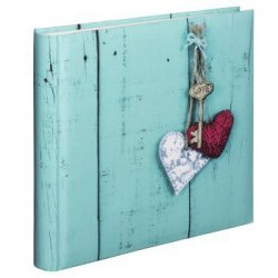 Album jumbo rustico 30x30/100 love key