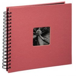 Album fine art 28x24/50 flamingo czarne karty