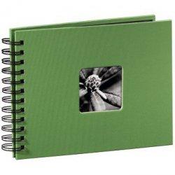 Hama album fine art 24x17/50 zielony czarne kartki