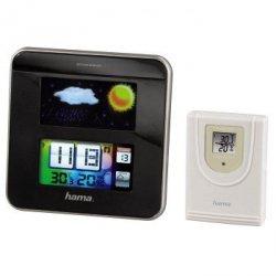 Kolorowa stacja pogody Hama EWS - 1200