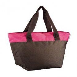 Pink mała torba na zakupy