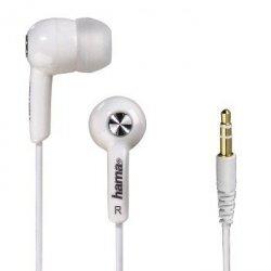 Słuchawki douszne  hk2103  białe