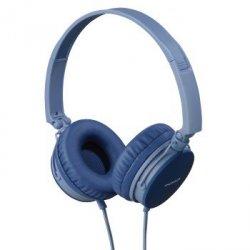 SŁuchawki nauszne hed2207 niebieskie