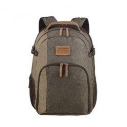 Samsonite plecak do notebooka 15,6; rewind natural l exp brązowy