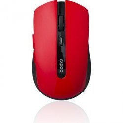 7200p 5g wireless notebook mouse red
