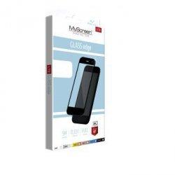 Lite edge szkło hart. black iphone 7/8 czarne
