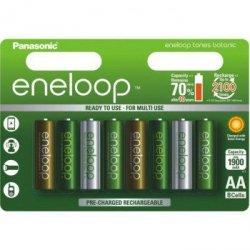 Eneloop akumulator aa wersja limitowana botanic 8 szt.