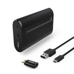 Power pack x7, 7800 mah, czarny