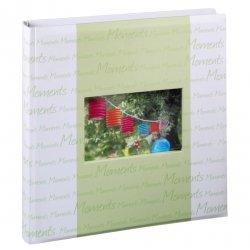 Album tradycyjny La Vida, 26x26 cm, 60 białych stron, Wiosenna zieleń