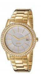 Zegarek Esprit Trinity Exchange Gold ES106112002 i fotoksiążka gratis