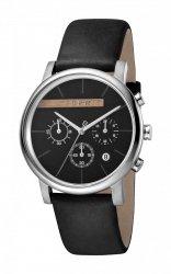 Męski zegarek Esprit ES Vision Black ES1G040L0025