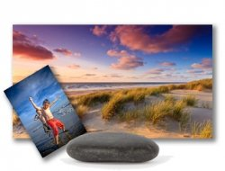 Foto plakat HD 60x130 cm - powiększenie foto mat