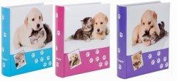 Album 10x15 na 200 zdjęć z opisem - pies i kot