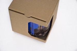 Pudełko na kubek / Kartonik / opakowanie 11x10x11 cm