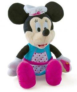 Disney, interaktywna Myszka Minnie, kucharka, zabawka interaktywna + gratis