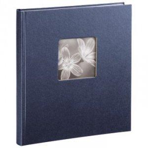 Album 29x32/50 Fine Art niebieski oprawa książkowa - Hama