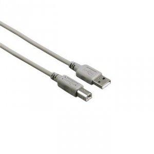 Kabel USB A-B 5m - Hama