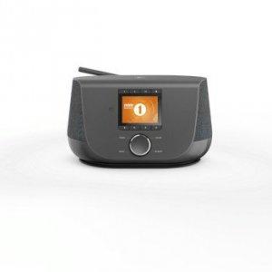 Radio cyfrowe DIR3300SBT czarne - Hama