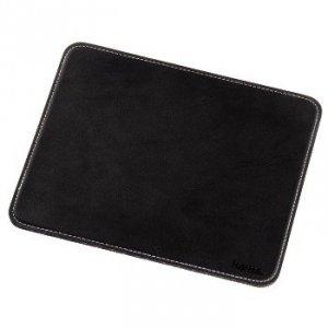 Podkładka pod mysz Leather Look czarna - Hama