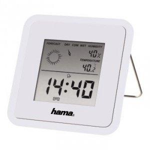 Termometr/higrometr th50, biały