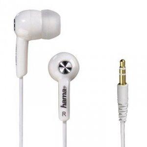 Słuchawki douszne HK2103 białe - Hama