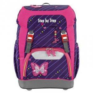 Plecak szkolny Grade Shiny Butterfly - Step by Step